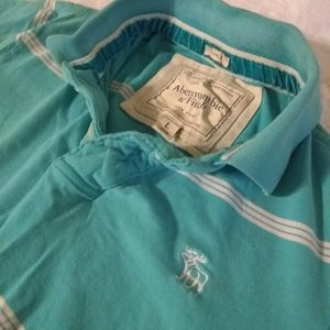 Abercrombie and Fitch Large Polo